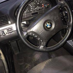 BMW E46 compact 2002
