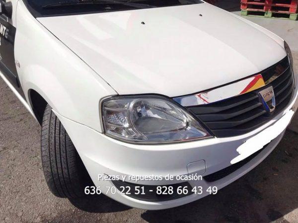 Dacia logan 2010 piezas coches