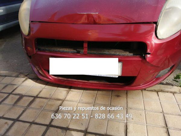 Fiat Gran Punto 2008