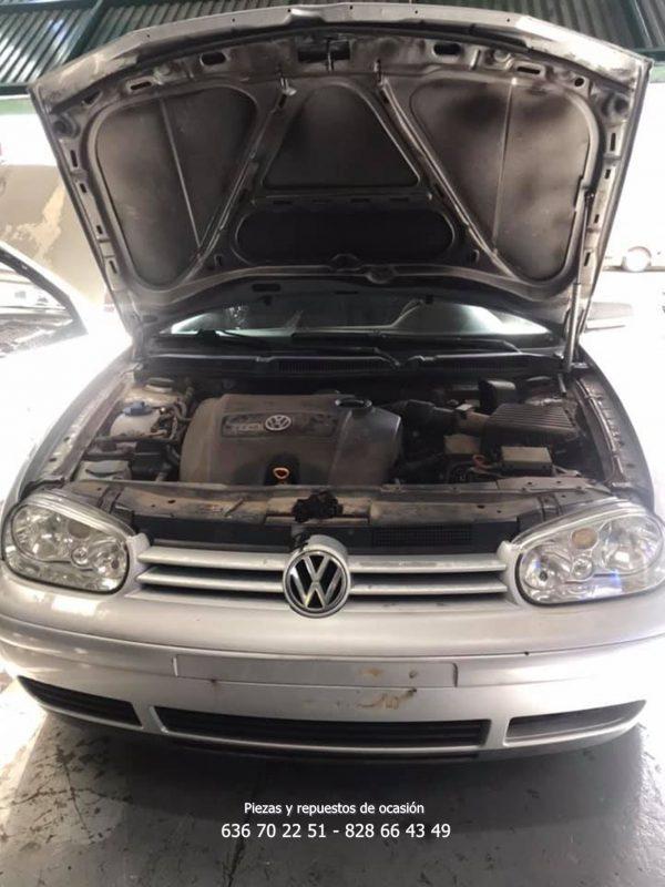 VW GOLF IV 1.6 GASOLINA AUTOMÁTICO