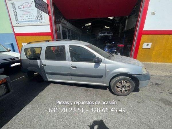Dacia Logan 2008 venta piezas coches
